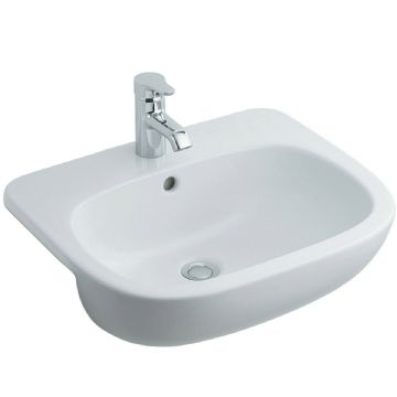Ideal Standard Jasper Morrison single tap hole semi inset basin E620601